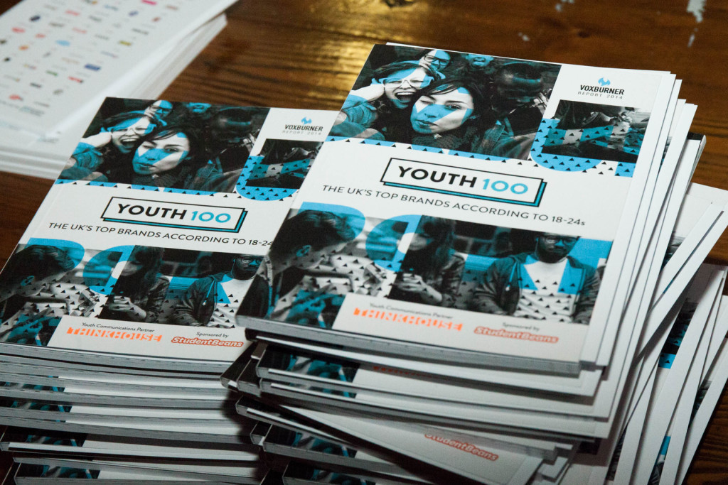 Curious what businesses the youth are responding to? Check out YOUTH 100.