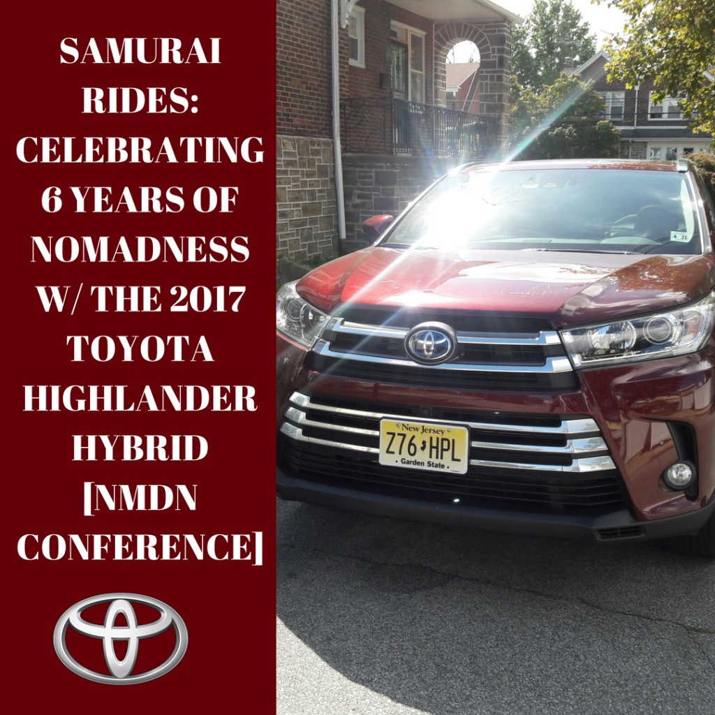 THE 2017 TOYOTA HIGHLANDER HYBRID