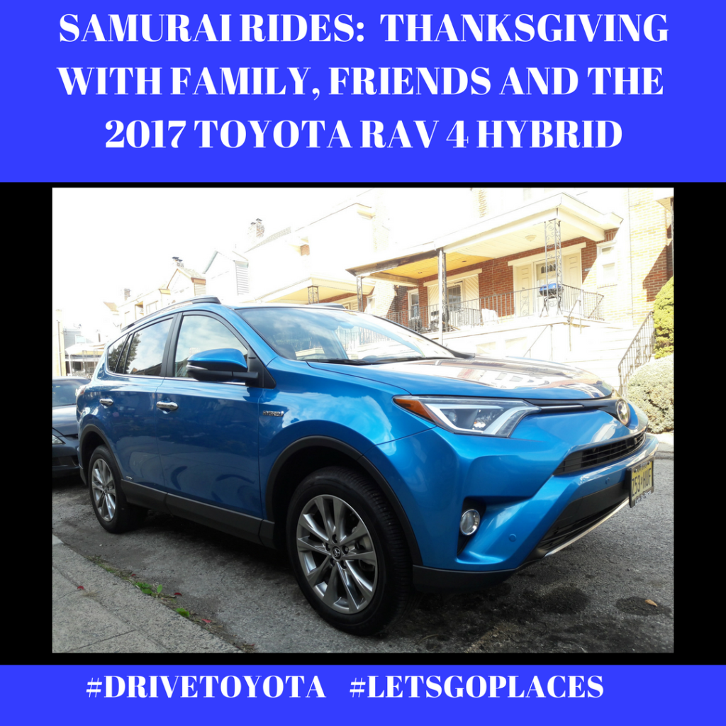 THE 2017 TOYOTA RAV 4 HYBRID